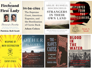 The National Book Award nonfiction longlist