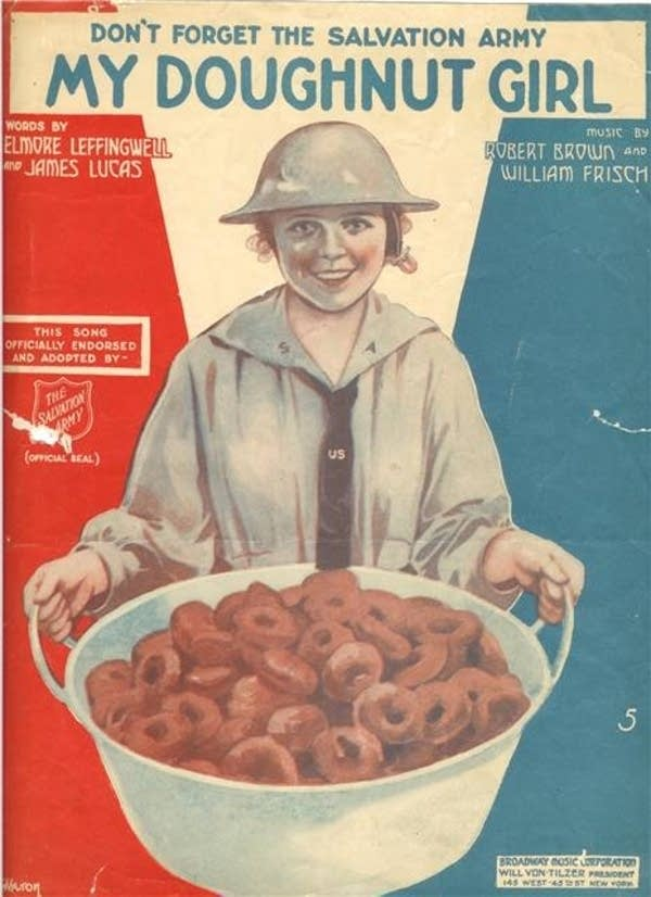 An ode to 'My Doughnut Girl'