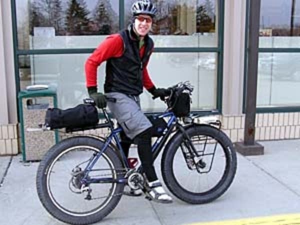 Bike commuter