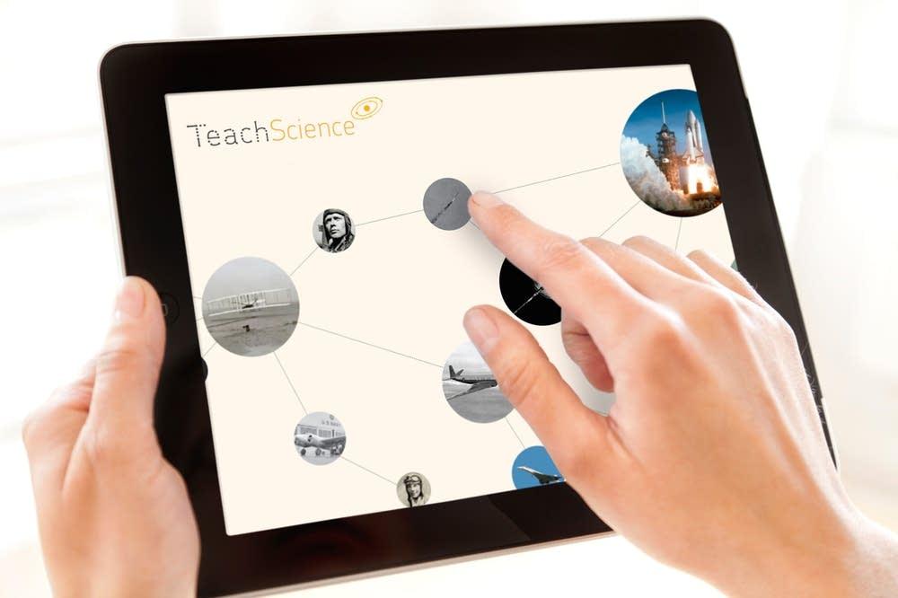 Teacher rebranding