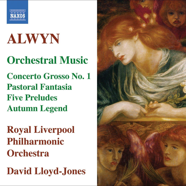 William Alwyn - Autumn Legend