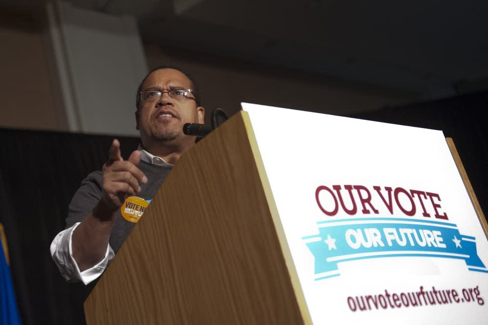 US Rep. Keith Ellison