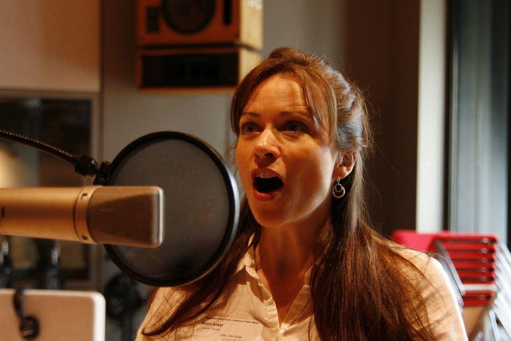 helen anker my fair lady singing