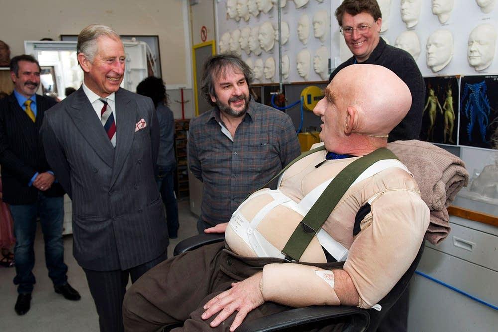 Prince Charles, Peter Jackson