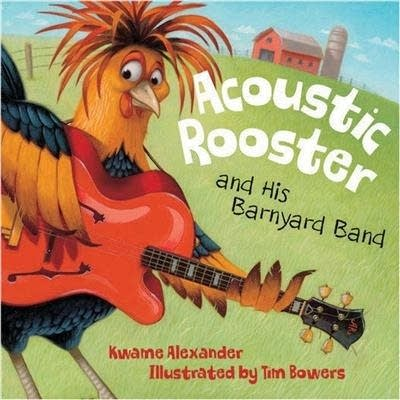 Julie's Library: Acoustic Rooster