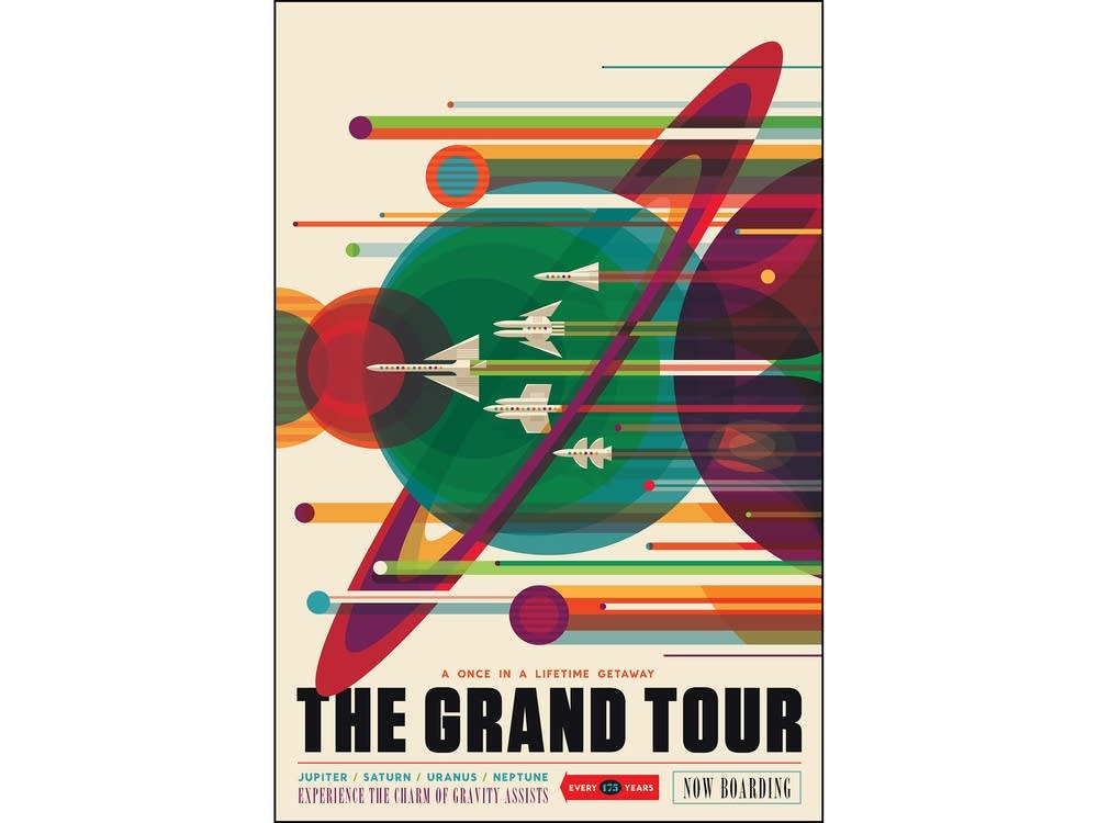 The Grand Tour: A once in a lifetime getaway