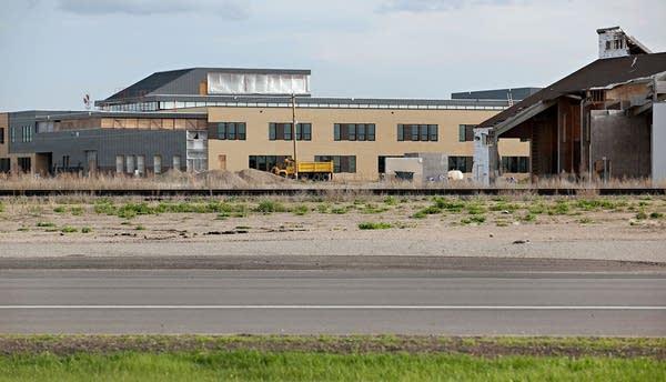 New school in Wadena