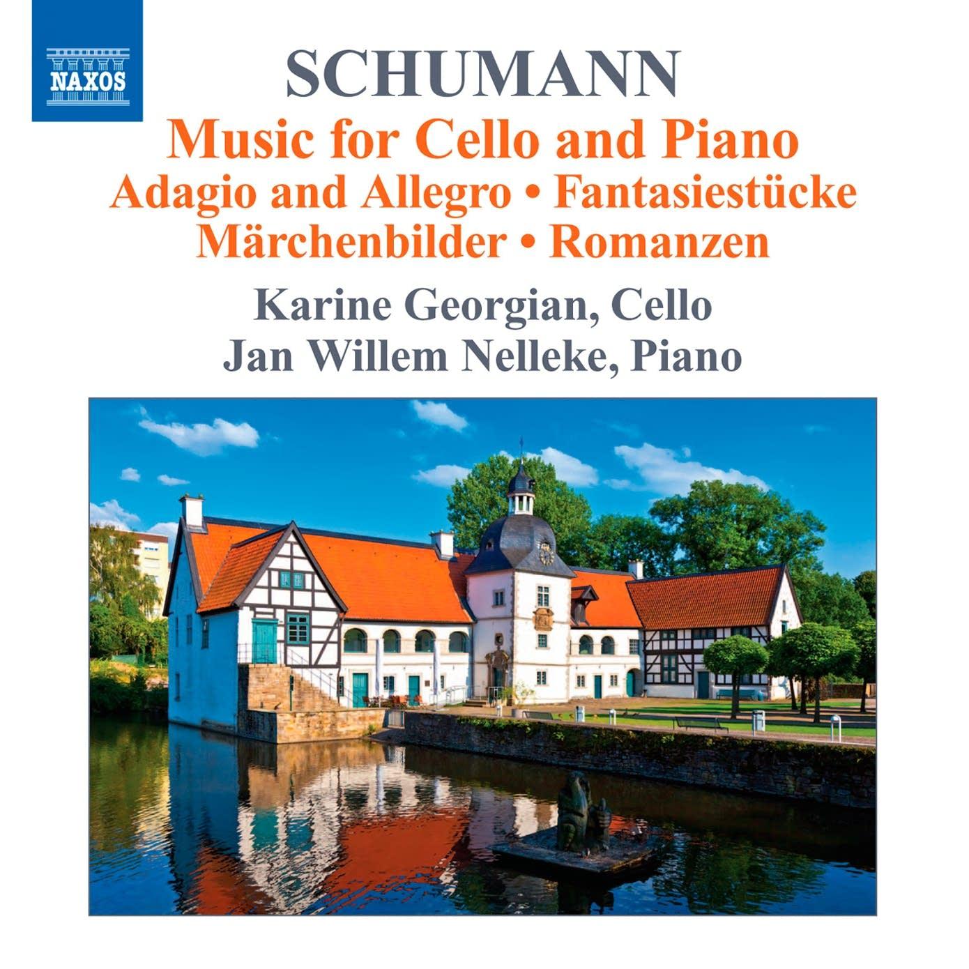 Robert Schumann - Fantasiestucke: III. Rasch und mit Feuer
