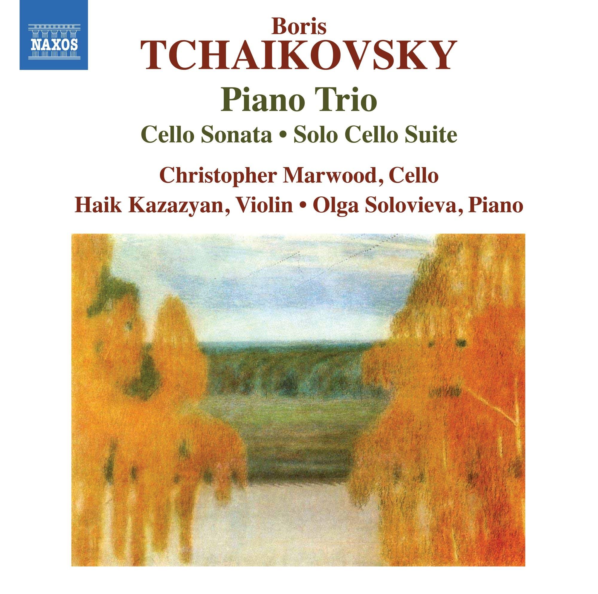 Boris Tchaikovsky - Cello Sonata: I. Allegro non troppo