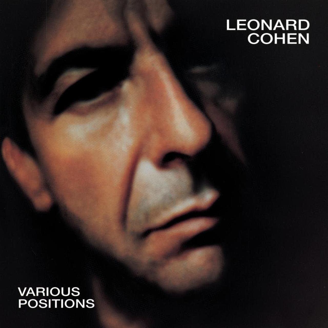 Leonard Cohen's album 'Various Positions'