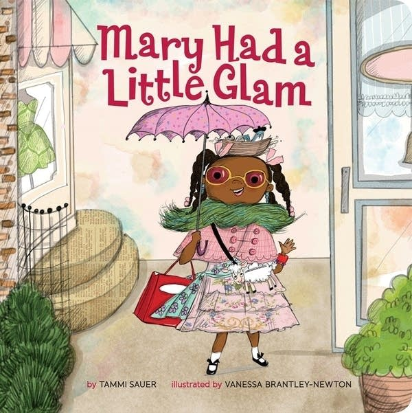 Julie's Library: Mary Had a Little Glam