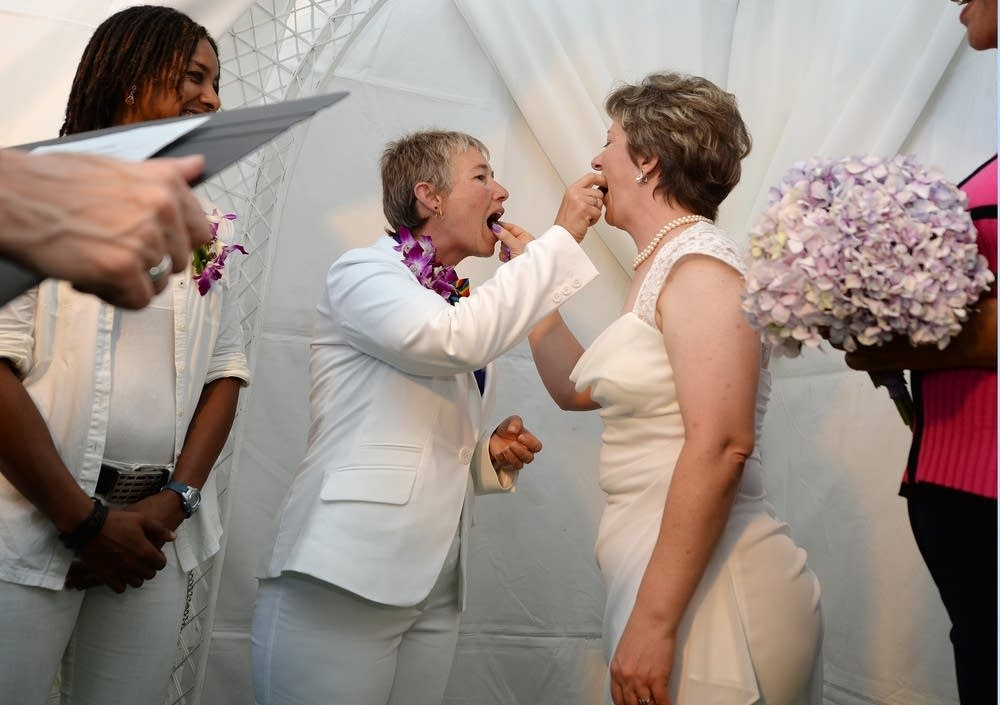 Same-sex marriage in California