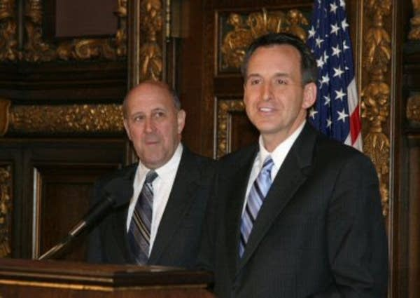 Doyle and Pawlenty