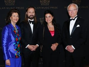 Winners of the 2016 Polar Music Prize