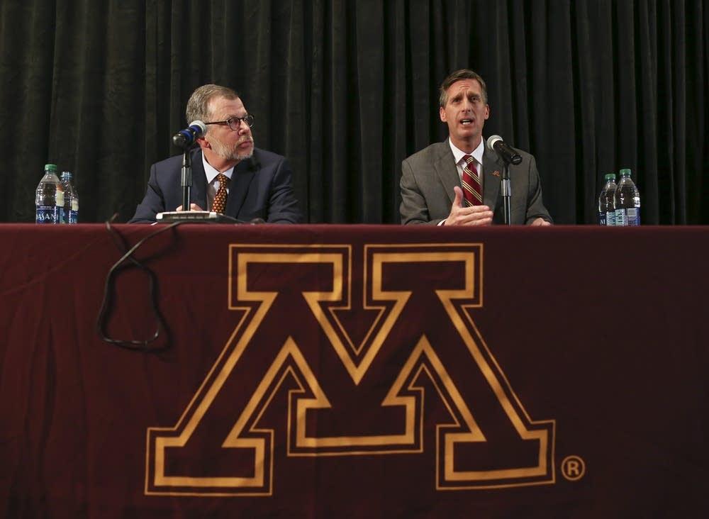 University of Minnesota Football Players Boycott After 10 Teammates Suspended