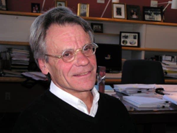 Former Hennepin County Attorney Tom Johnson