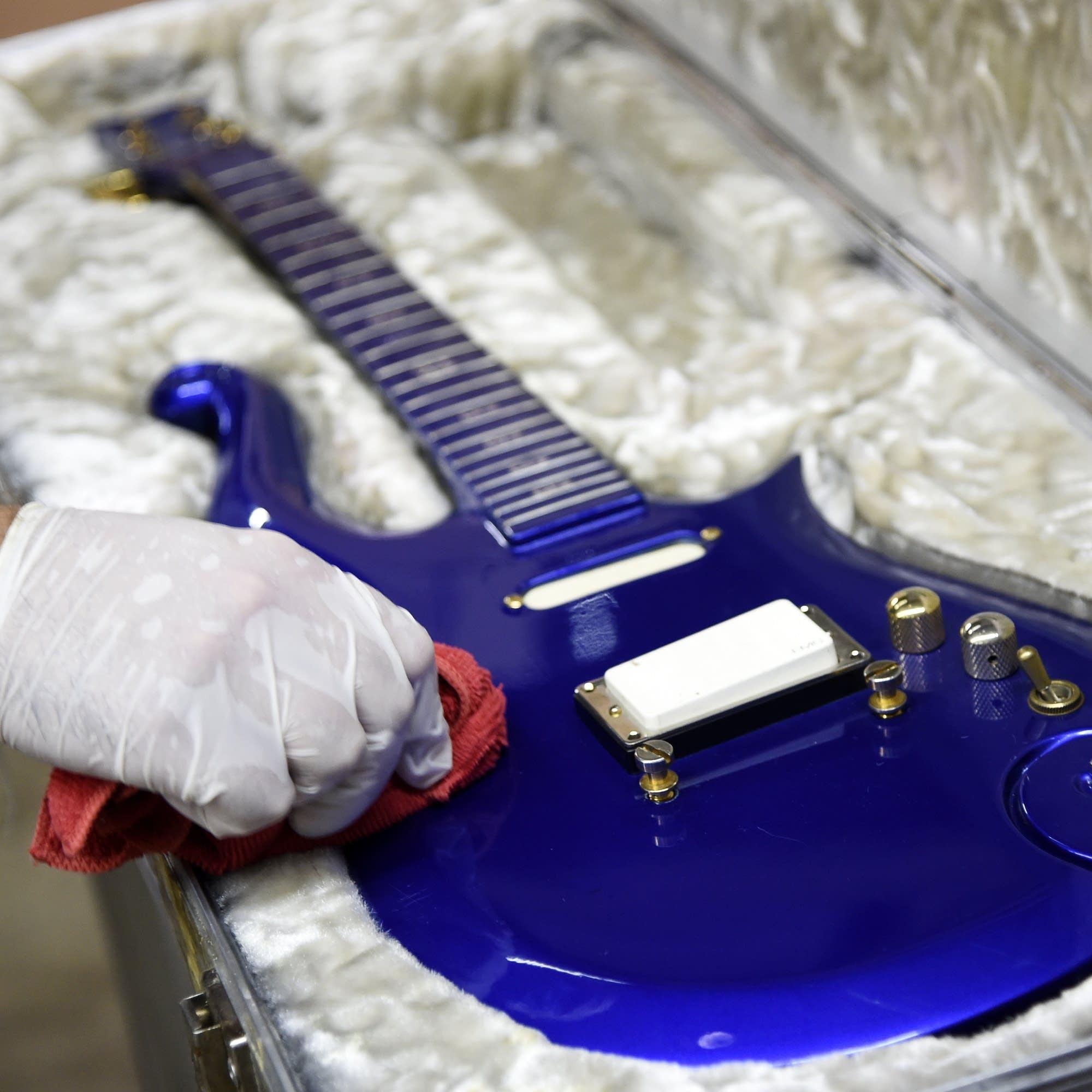 Prince's Cloud Guitar
