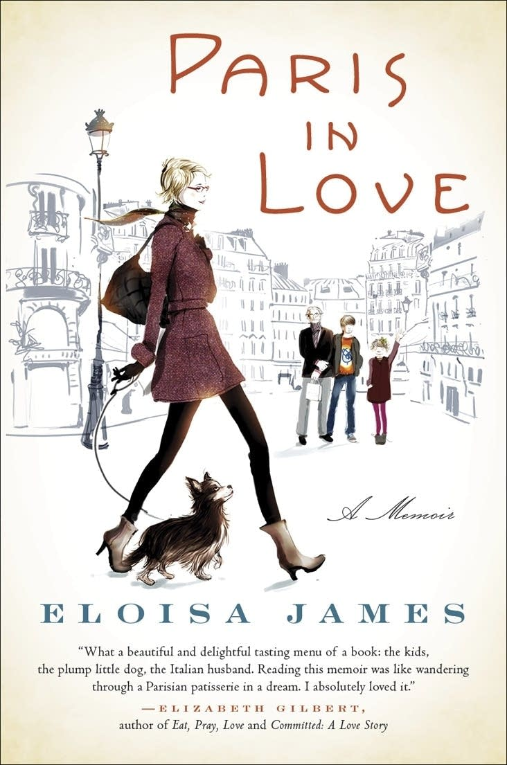 'Paris in Love' by Eloisa James