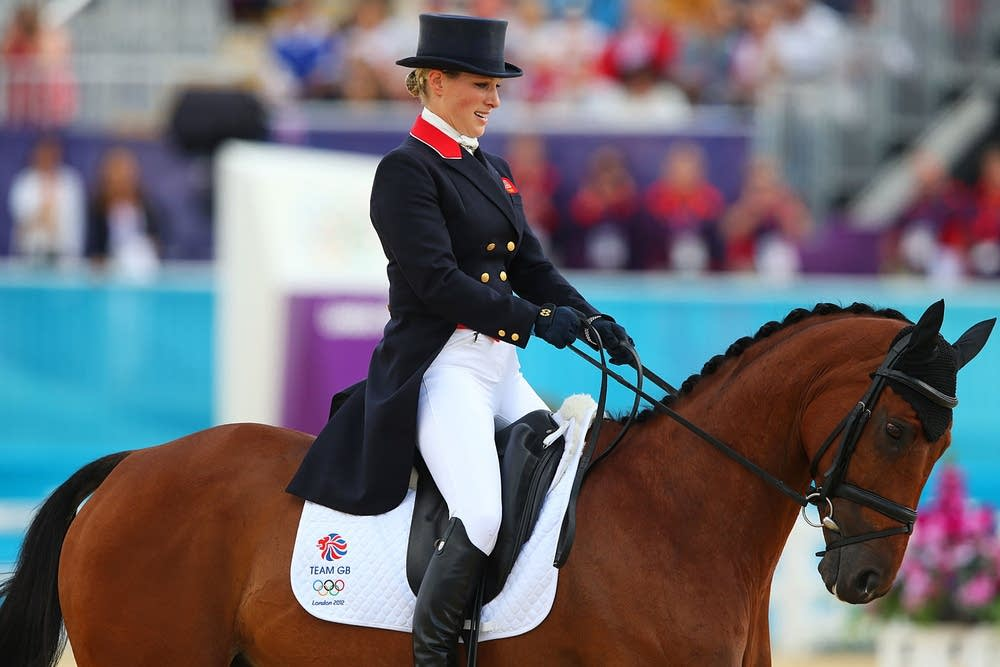 Olympics Day 2 - Equestrian