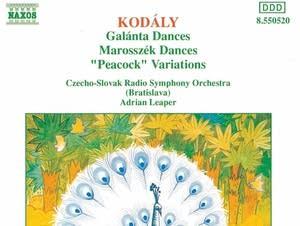 Zoltan Kodaly - Dances of Galanta