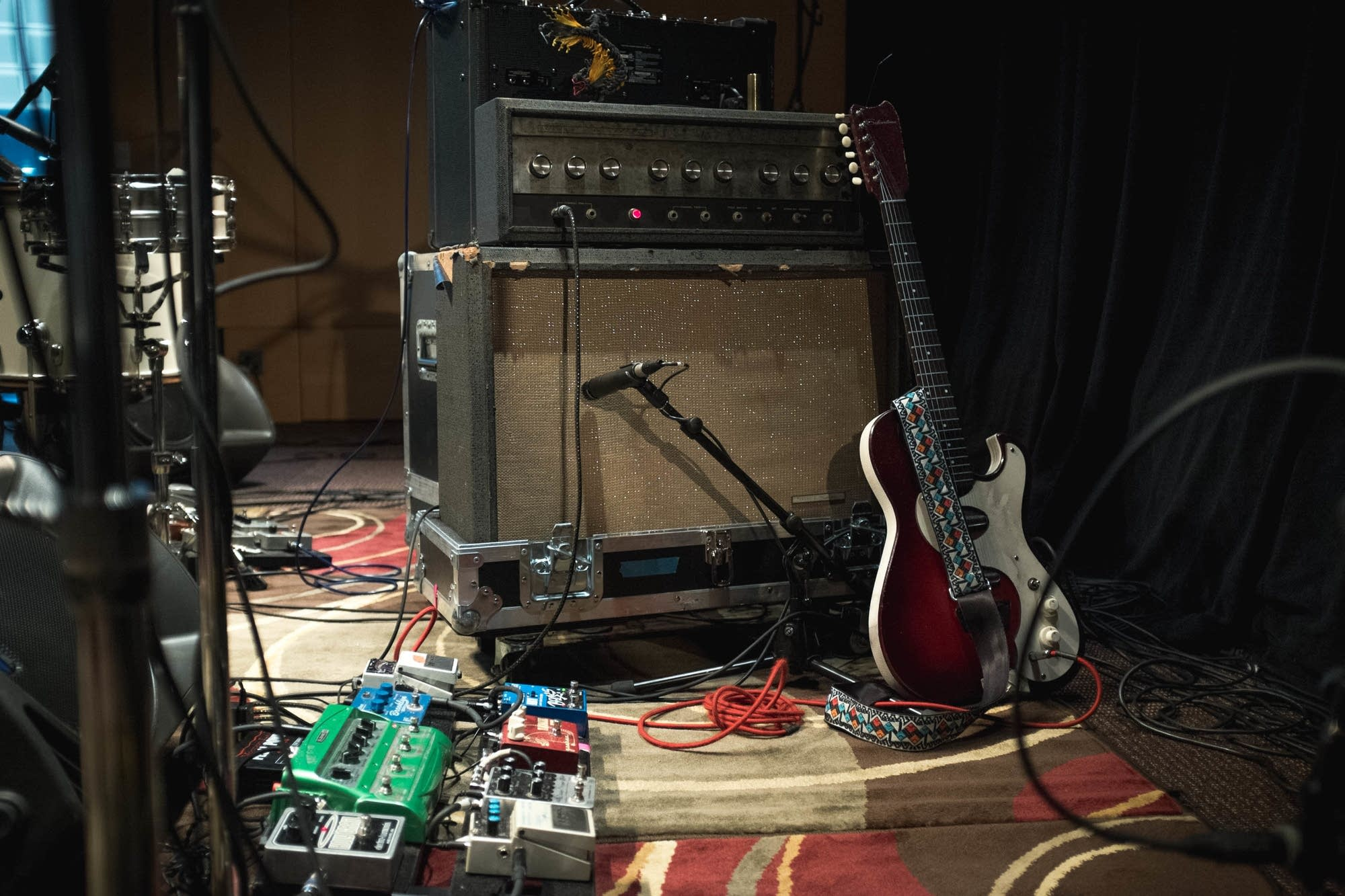lucius peter lalish silvertone amps