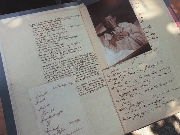 Dr. Alois Alzheimer medical file