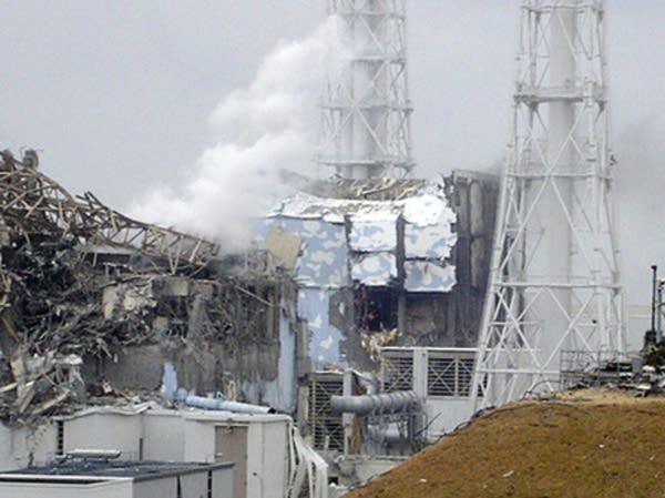 Fukushima Daiichi nuclear complex