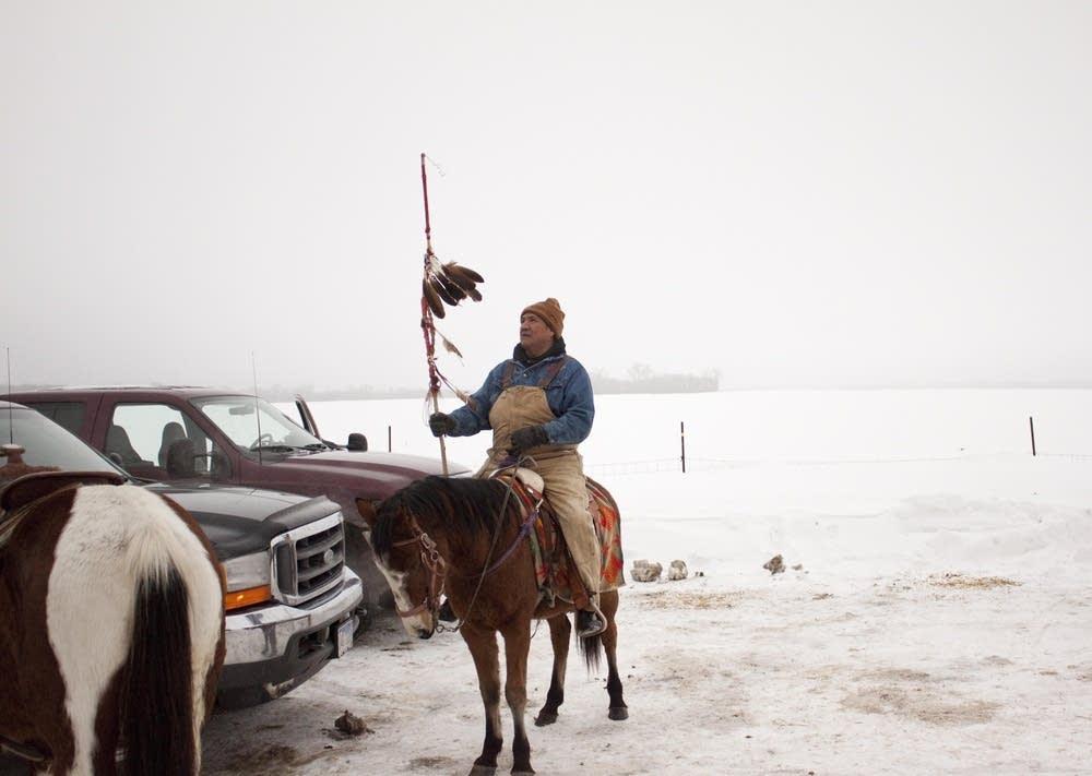 Pardon Sought For Dakota Warrior Hanged In Mankato
