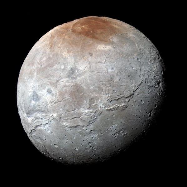 Pluto's moon, Charon