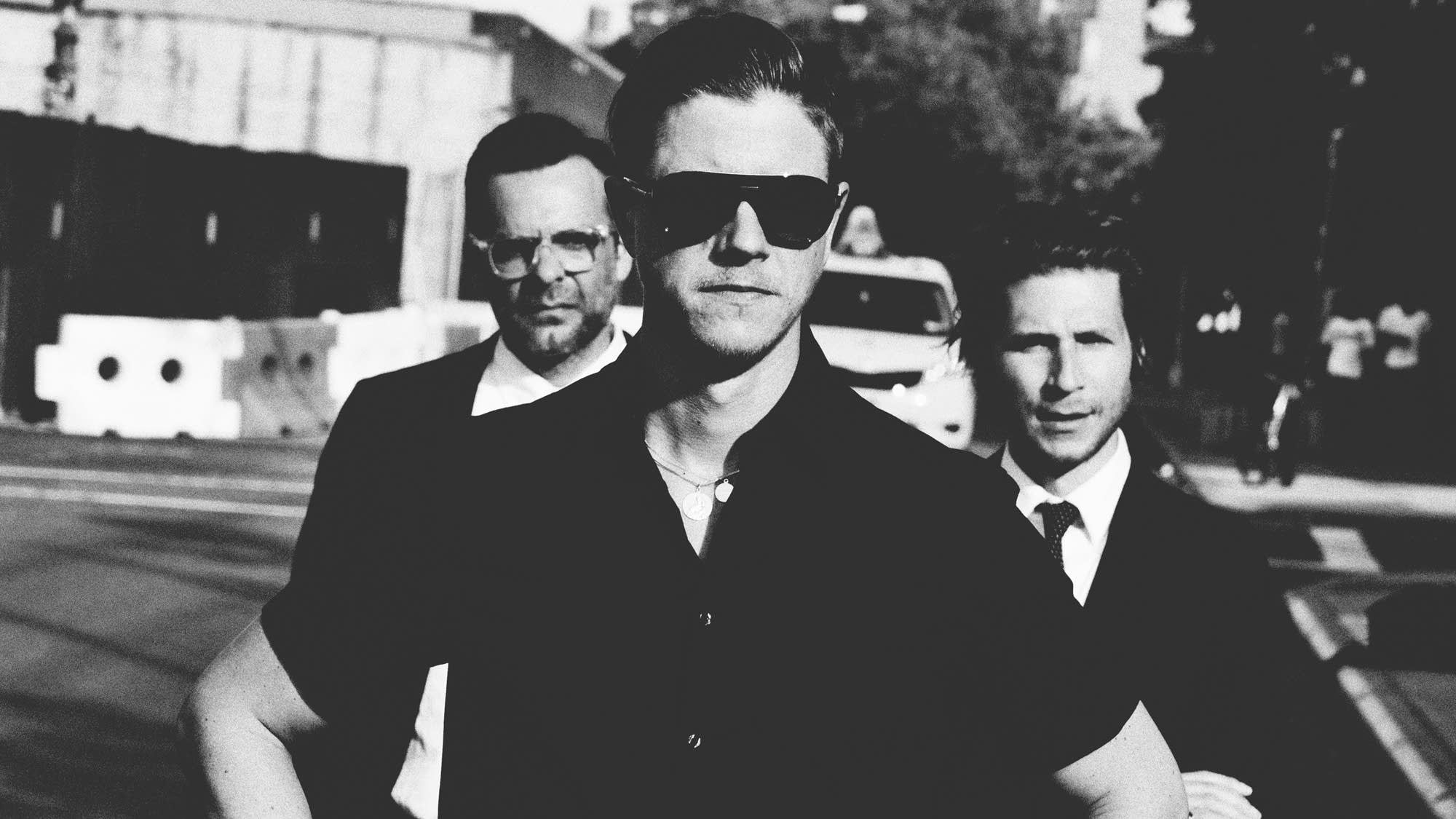 Interpol's new album, El Pintor, comes out on Sept