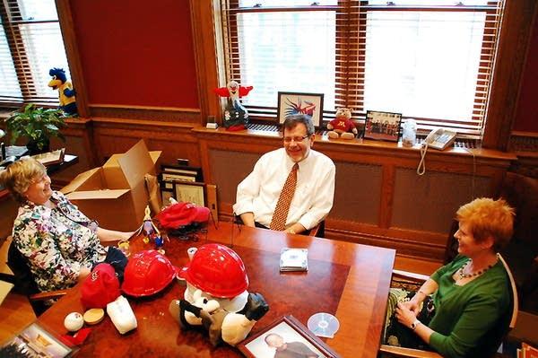 Eric Kaler, University of Minnesota president
