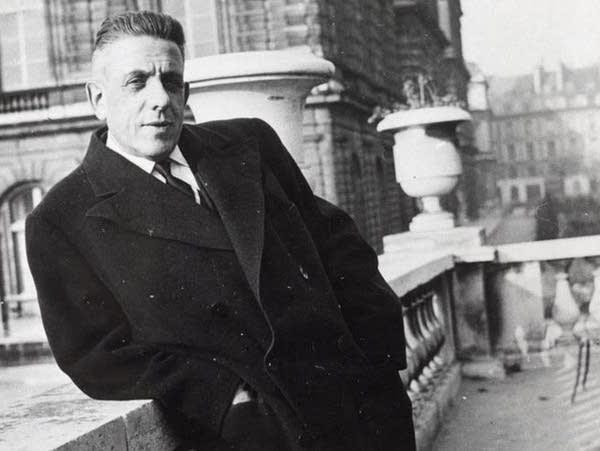 Composer Francis Poulenc