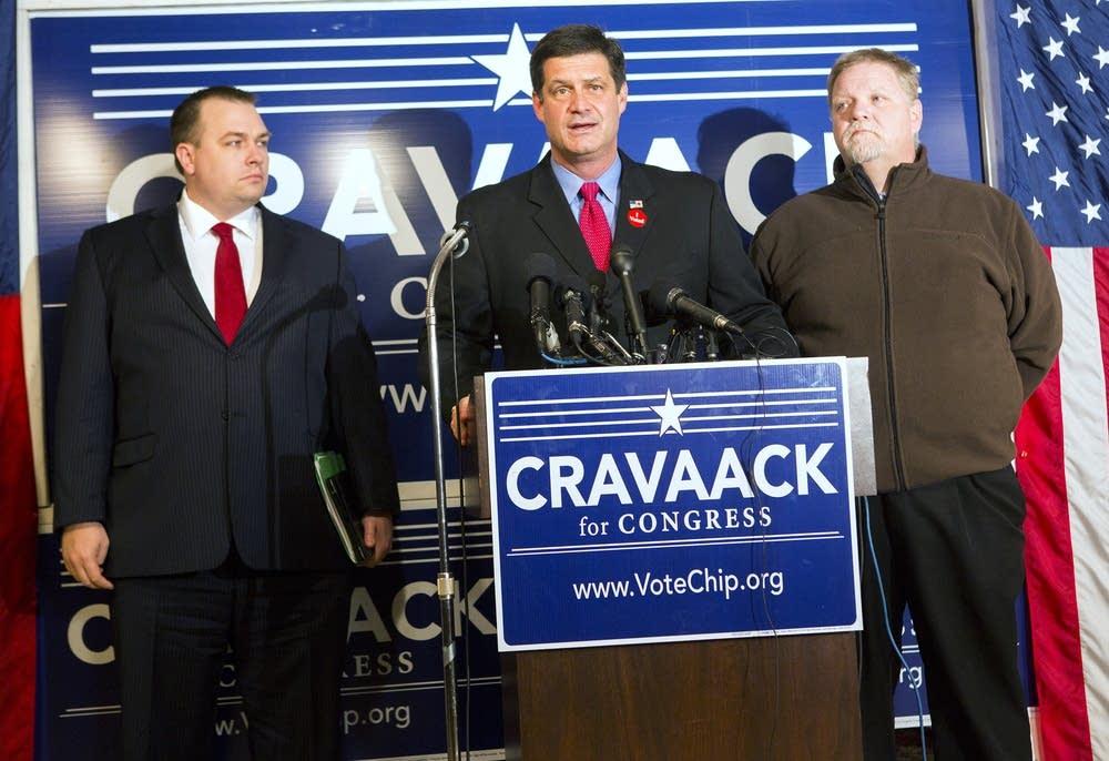 Cravaack concedes