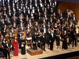 MYS Symphony and the MN Chorale