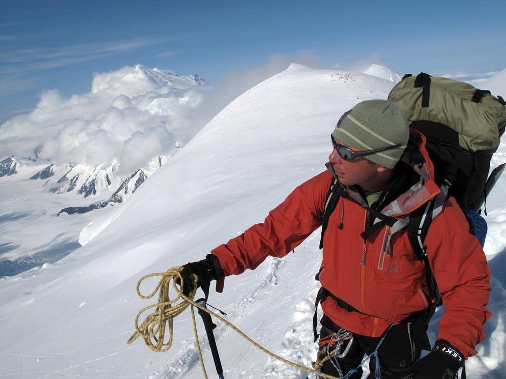 Explorer Erik Larsen