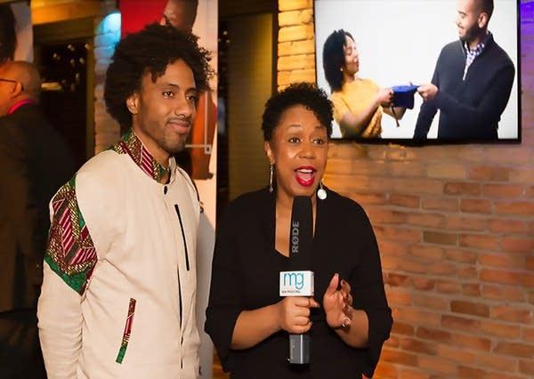Sharon Smith-Akinsanya, CEO of Rae Mackenzie Group, interviews Chris Webley