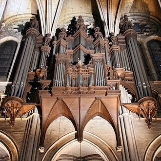 1971 Gonzalez/Chartres Cathedral, France