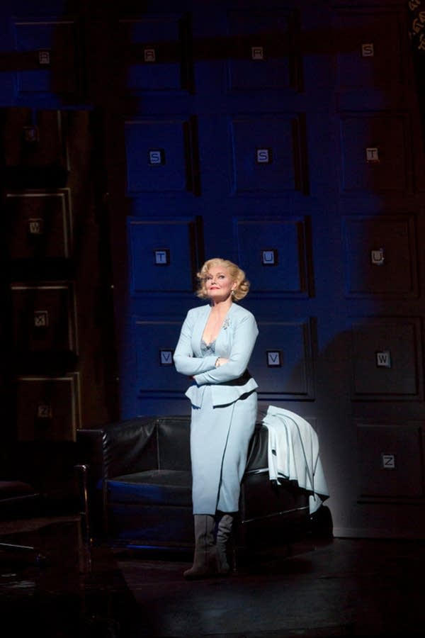 Karita Mattila as Emilia Marty
