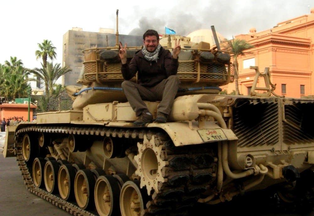 american cairo tahrir