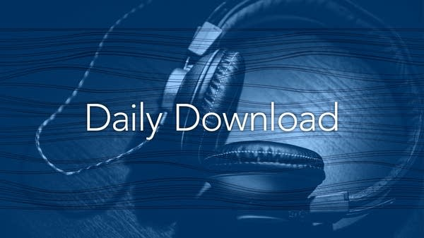 Daily Download logo and artwork