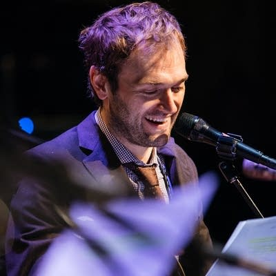 Chris Thile - photo by Nate Ryan