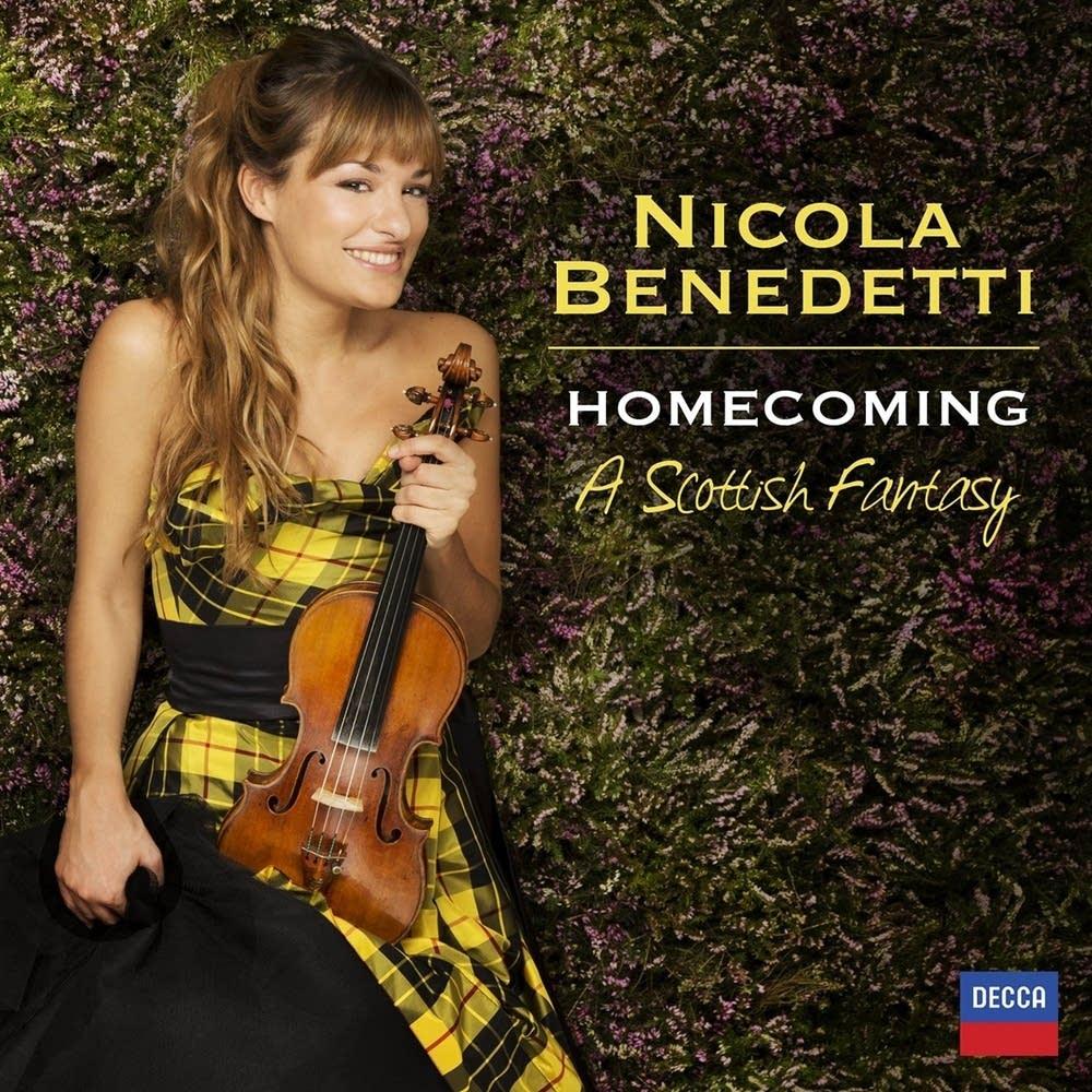 nicola benedetti homecoming a scottish fantasy