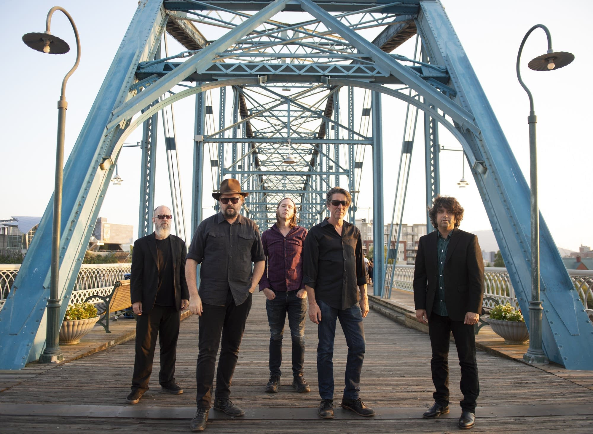 Drive-By Truckers 2020 press photo