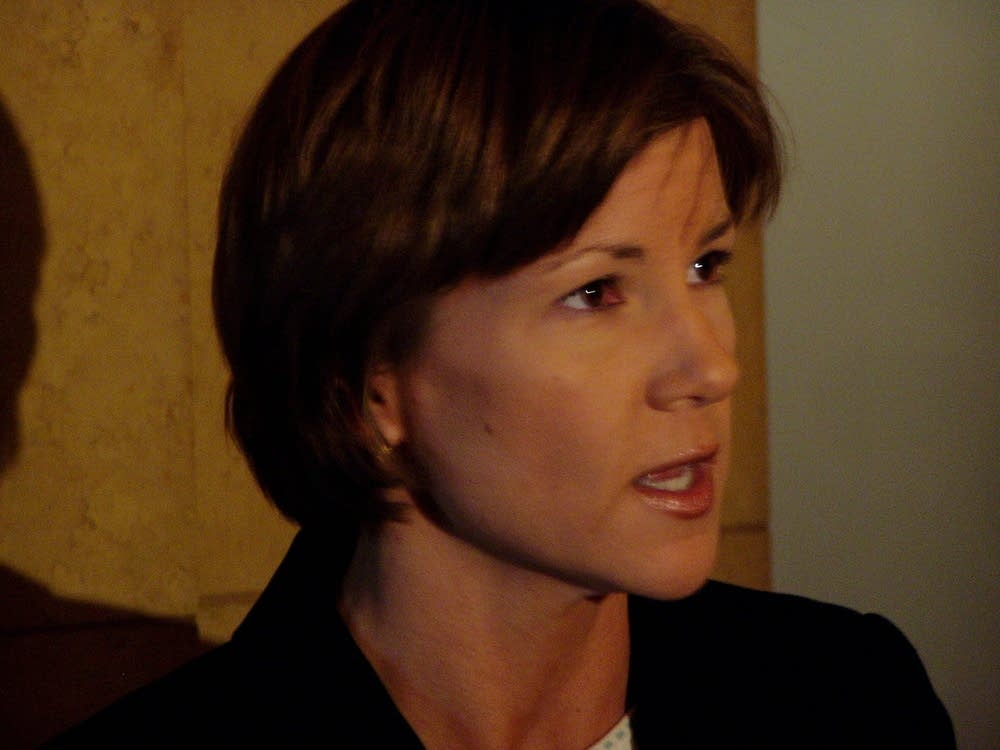 DFL AG candidate Lori Swanson