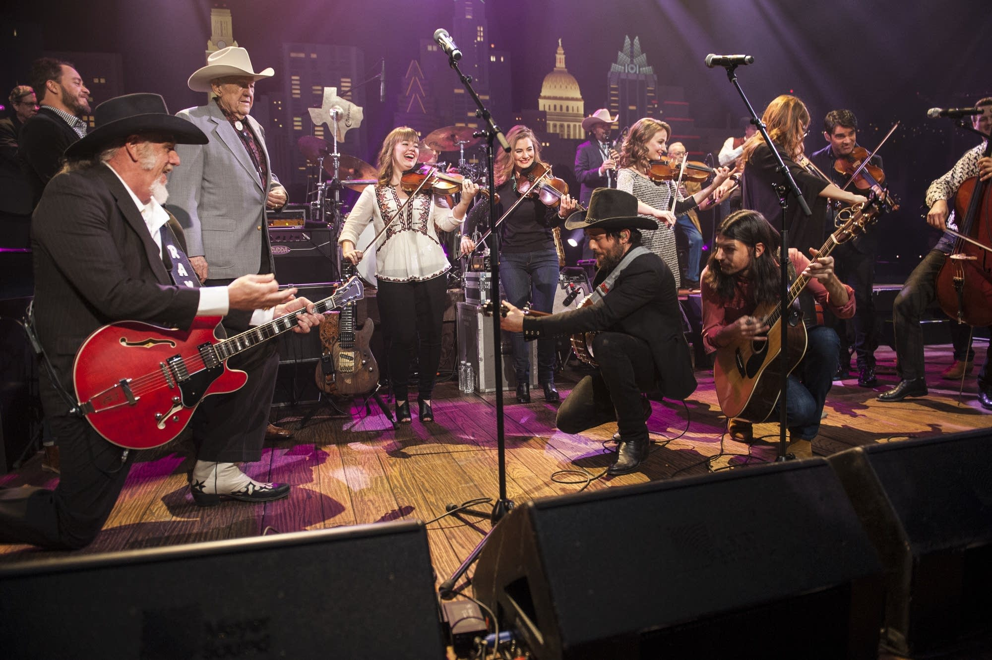 Asleep at the Wheel perform on 'Austin City Limits'