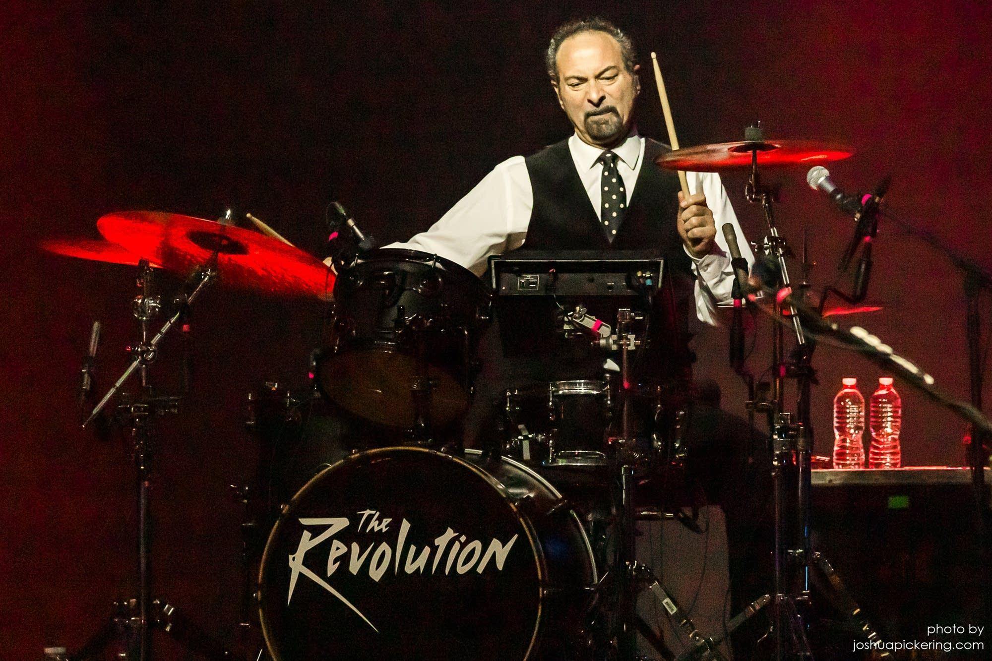 Bobby Z performing in Rhode Island