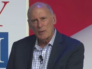 National Intelligence Director Dan Coats speaks
