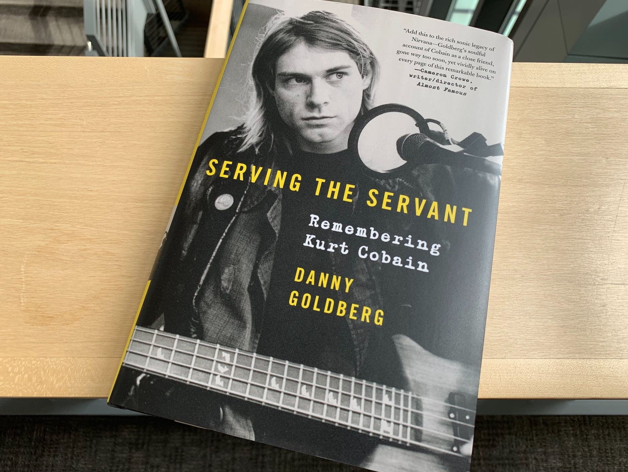 Danny Goldberg's 'Serving the Servant.'