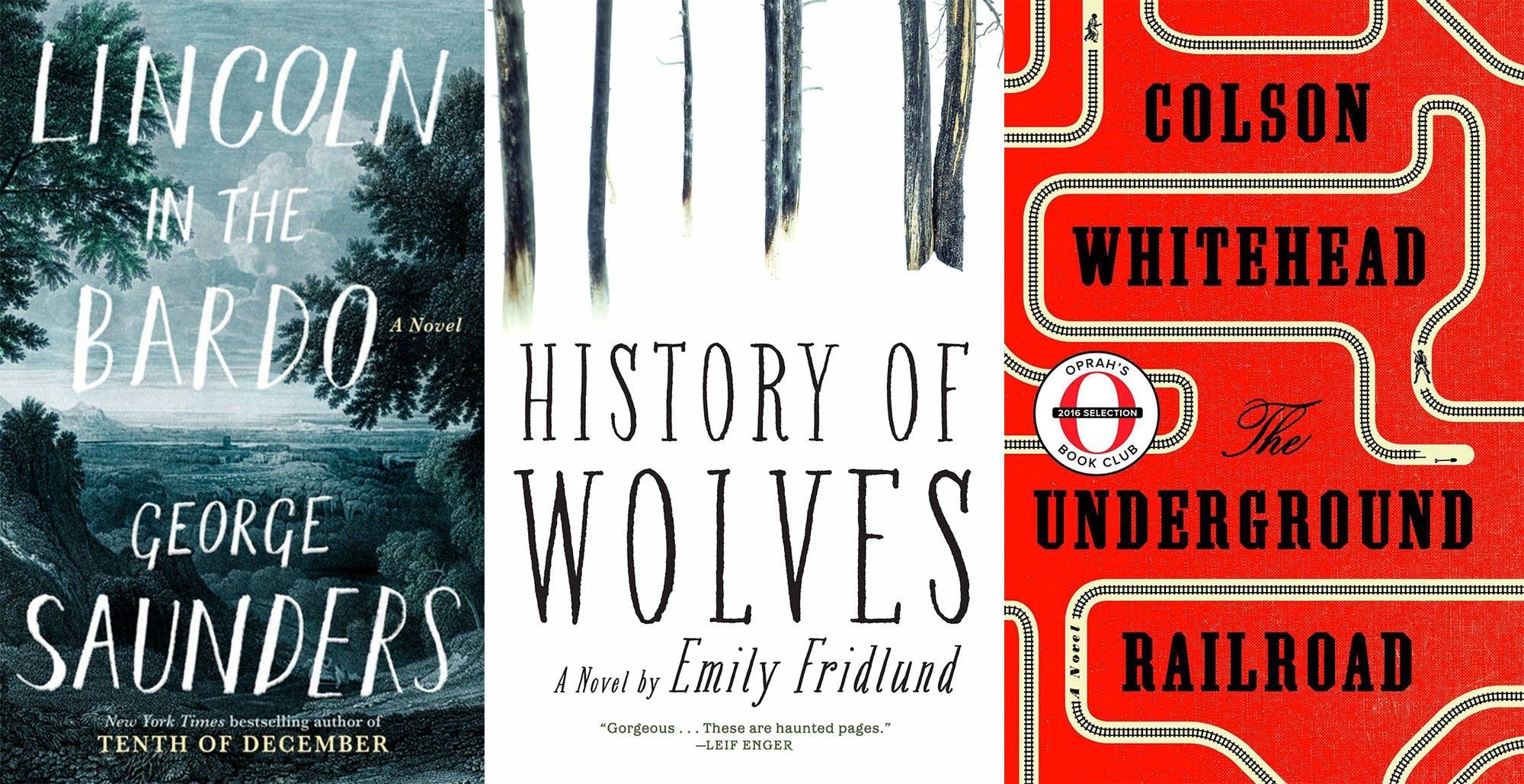 A few novels from the 2017 Man Booker longlist