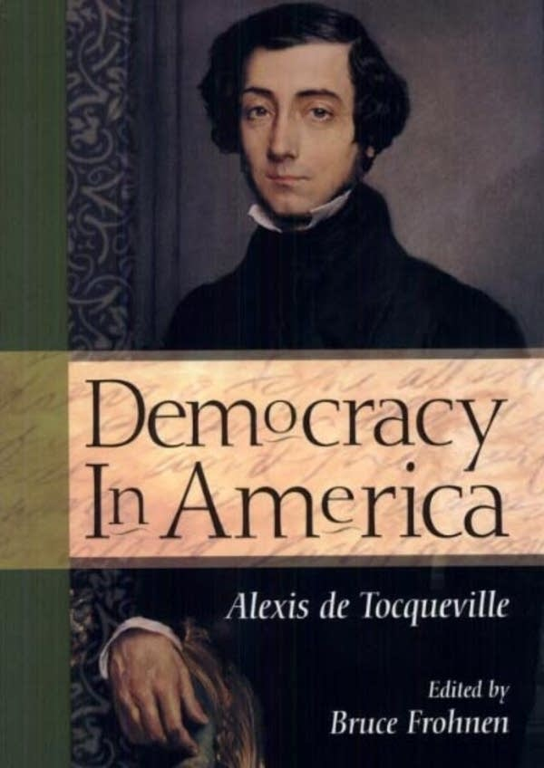 'Democracy in America' by Alexis de Tocqueville